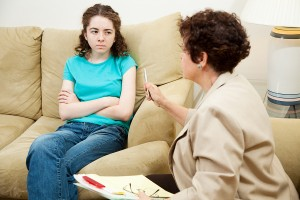 Photo of counselling session